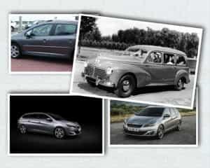 Kombi-Modelle von Peugeot