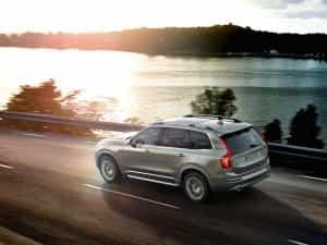 Neuer Volvo Kombi XC90