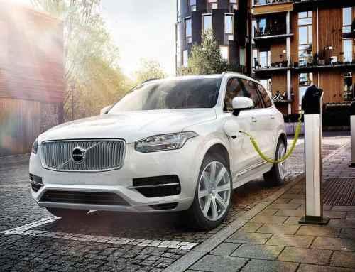 Neuer Volvo XC90: Leistung und Effizienz für Vision 2020