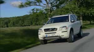 Der neue Volvo XC90 von vorne