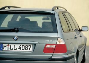 BMW 318d Touring von 2002