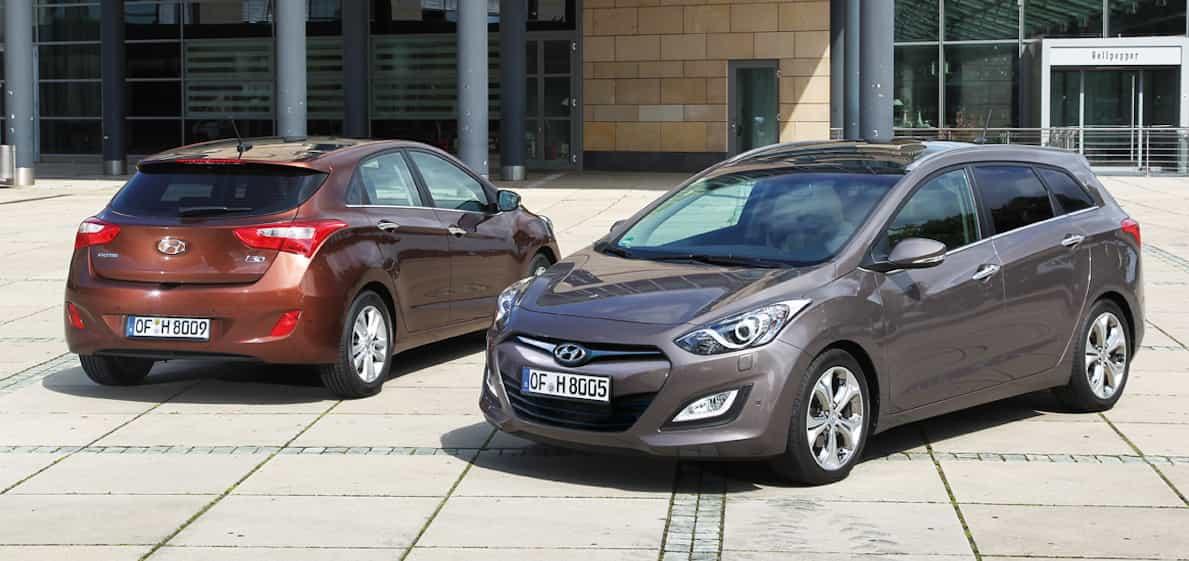 Hyundai Kombi als i30 und i40