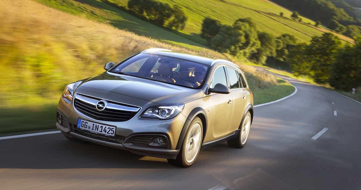 Opel Kombi