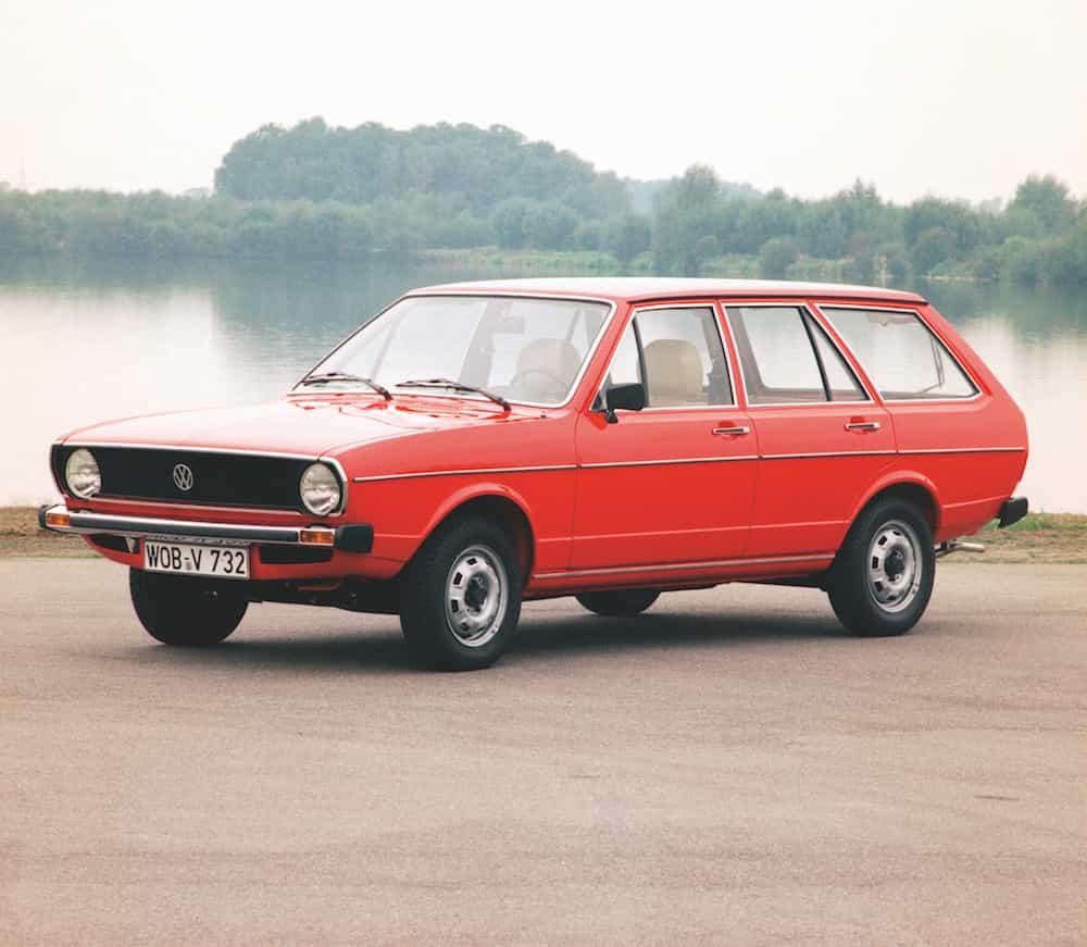 VW Passat Variant 1976