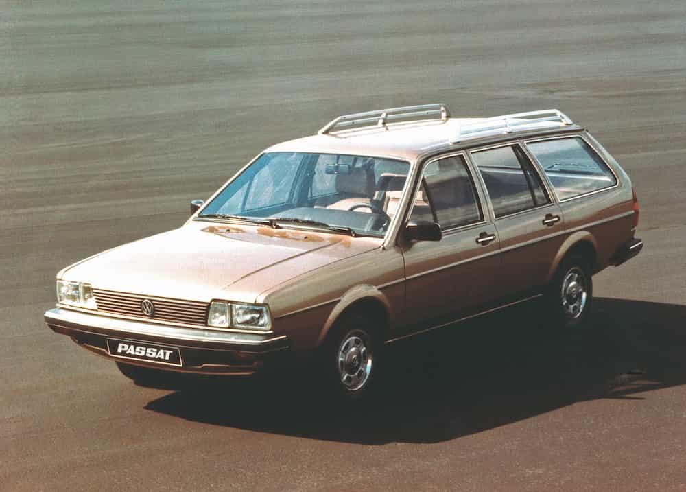 Passat Variant 1980