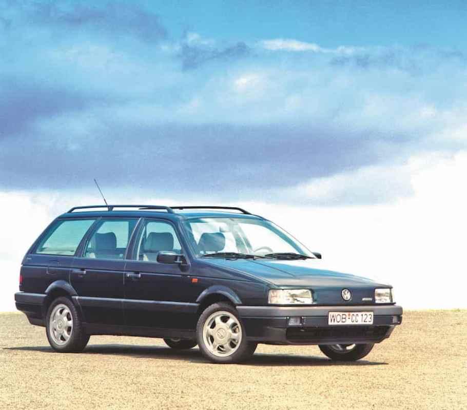 Passat Variant VR6 1992