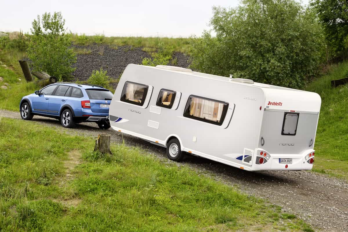 Rent A Car To Tow A Caravan