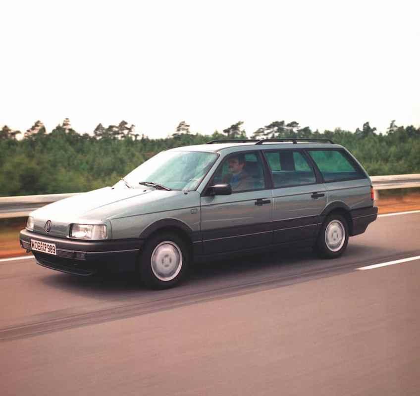 Passat GT Variant 1989
