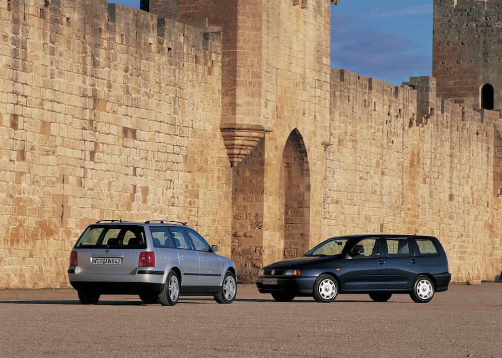 Passat Variant und Polo Variant