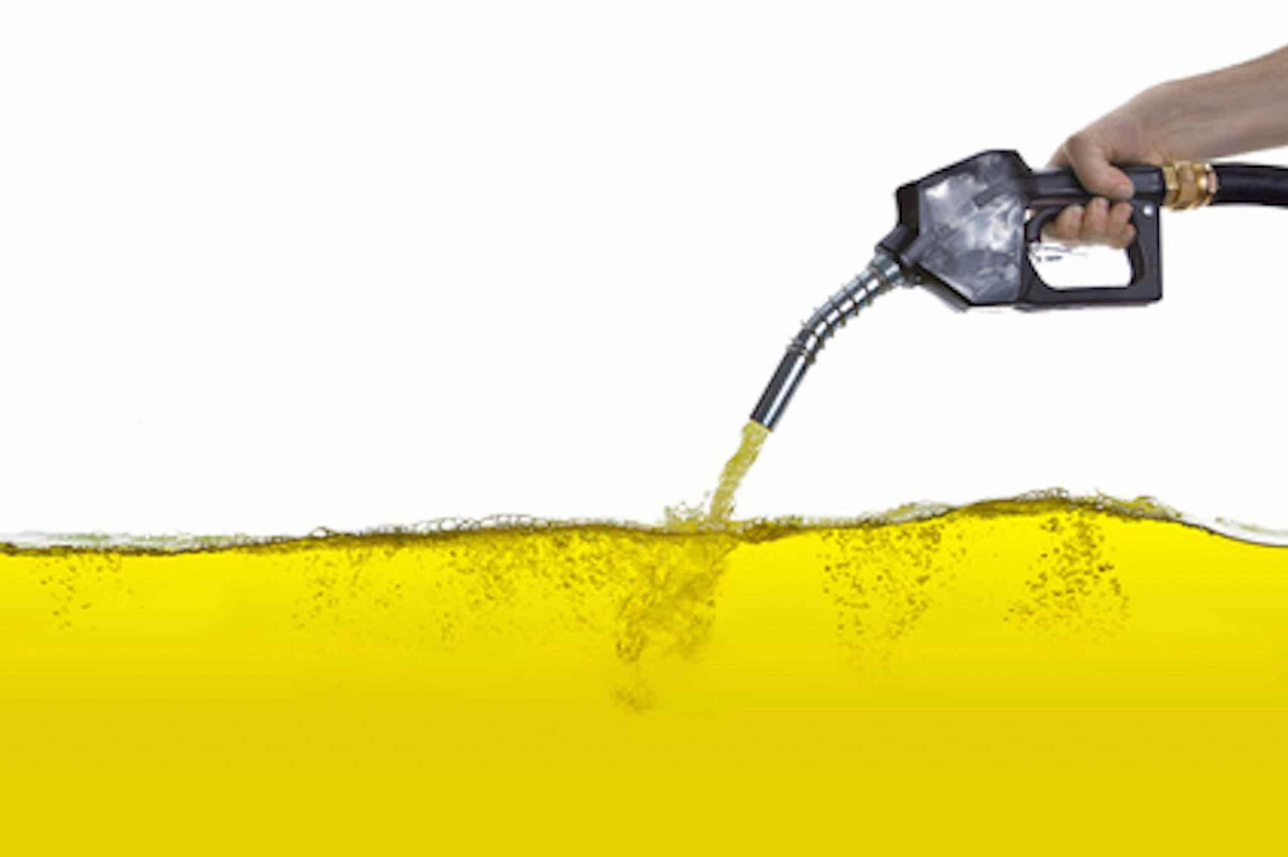 Benzin Herstellen So Wird 214 L Verwandelt