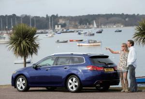 Honda Accord Tourer: Perfekt für Ausflüge