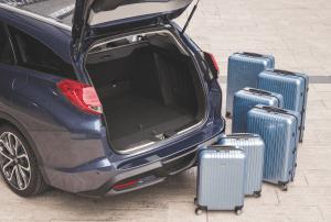 Kofferraum im Honda Civic Kombi