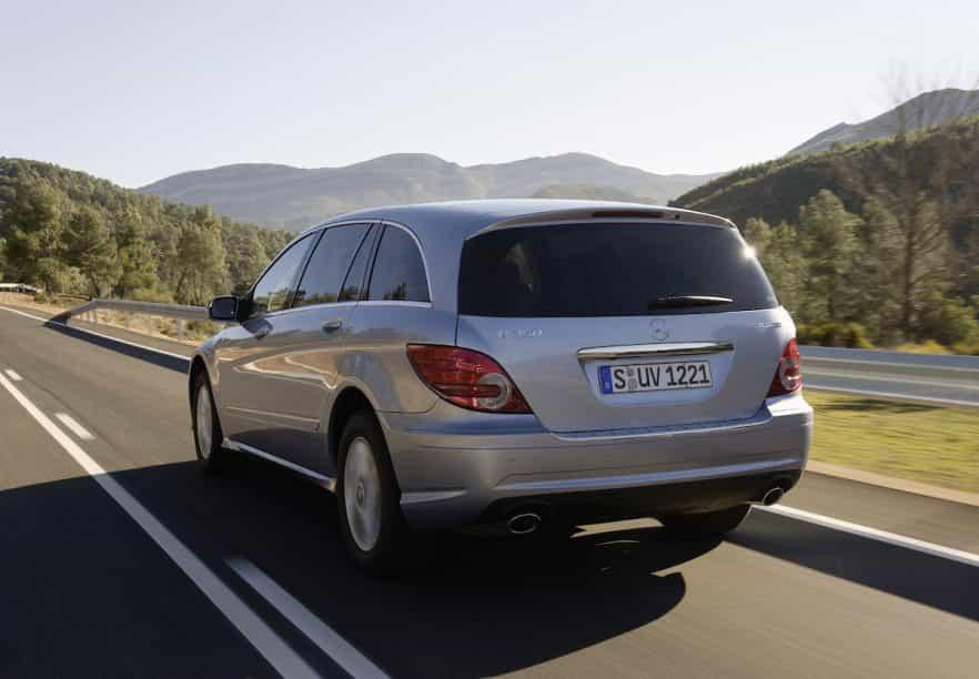 Mercedes R-Klasse R 350 BlueTEC