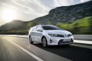 Toyota Auris Sports Tourer schnell