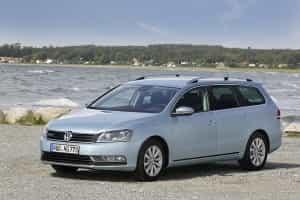 Volkswagen Passat Variant TDI BlueMotion