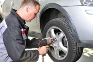 Reifen selbst wechseln - das kann jeder