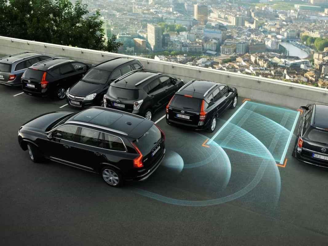 Elektronische Parkhilfe Volvo XC90
