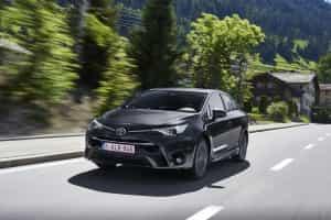 Neuer Avensis Touring Sports