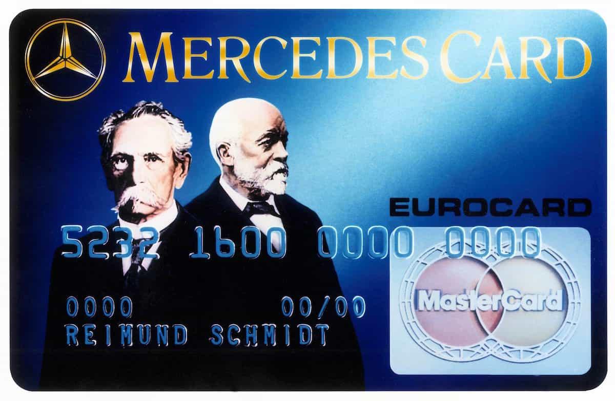 Mercedes Benz Kreditkarten