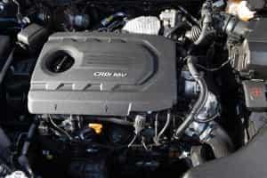 Kia Optima Sportswagon Motor