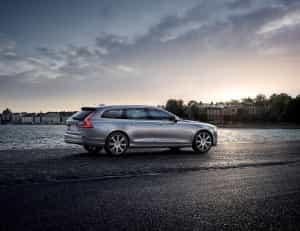 Neue Kombis Volvo V90