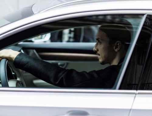 Fußballstar Ibrahimovic: Werbung für Volvo V90