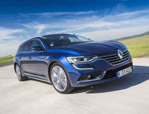 Renault Talisman Grandtour mit modernster Technologie