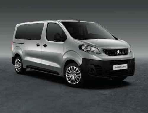 Peugeot Expert in vier Kombi-Versionen