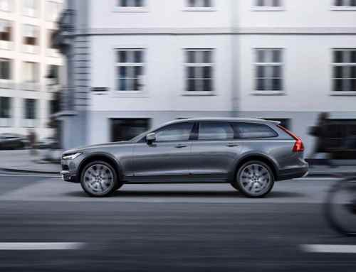 Volvo Cross Country in der vierten Generation