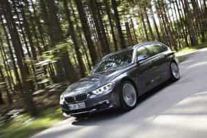Auch gebraucht der BMW 3er top