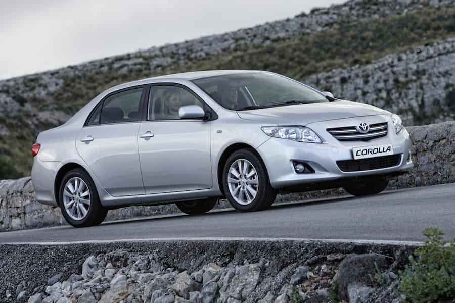 Toyota Corolla Geschichte Generation 10