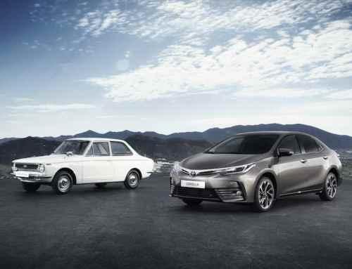 Toyota Corolla Geschichte: Elf Generationen in 50 Jahren