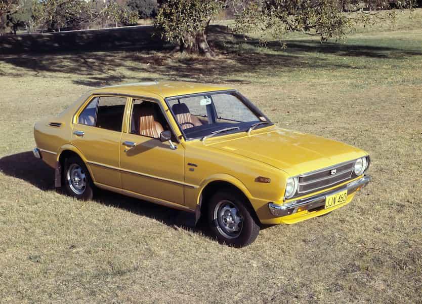 Toyota Corolla Geschichte Generation 3