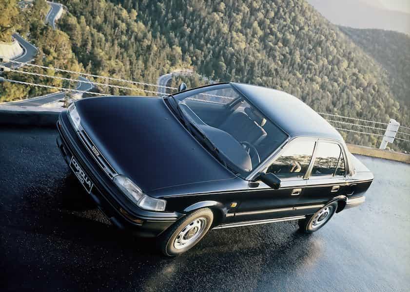 Toyota Corolla Geschichte Generation 6