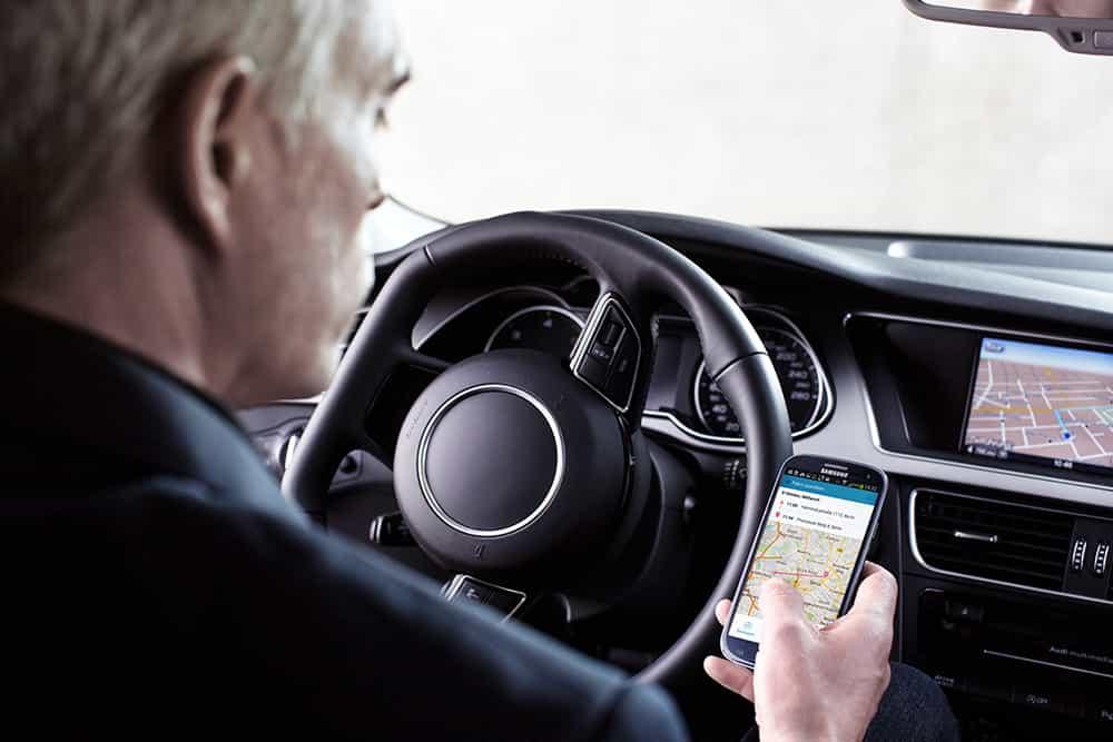Das Digitale Fahrtenbuch