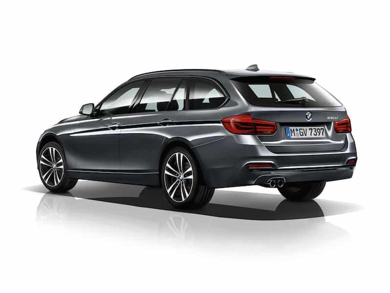 Neue Kombis 2018 BMW 3er Touring