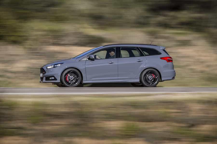 Neue Kombis 2018 Ford Focus Turnier