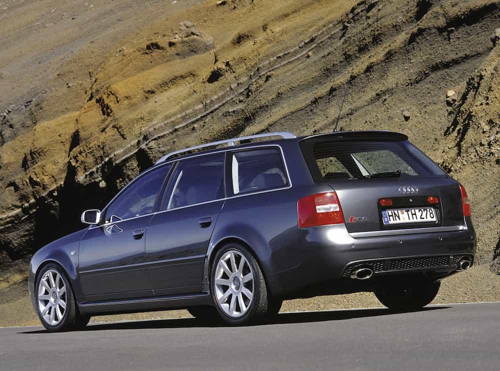 Audi RS6 Avant 2005