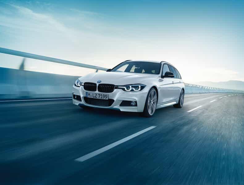 BMW 3er Touring Sport