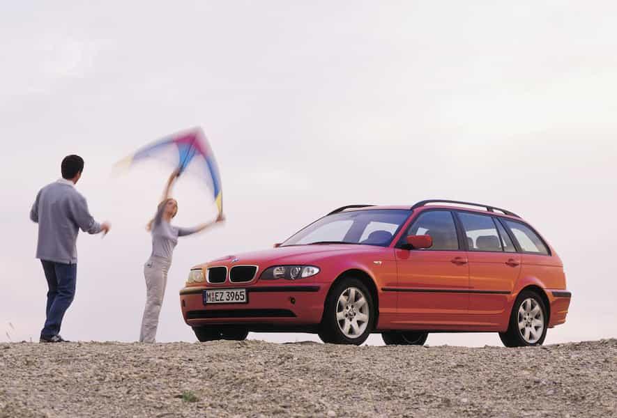 BMW 3er Touring der dritten Generation