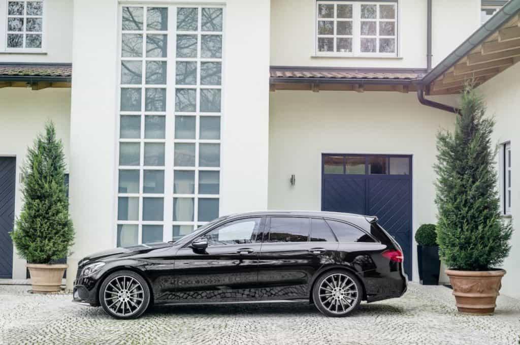 Mercedes C-Klasse Kombi S 205: der C 450 AMG 4MATIC