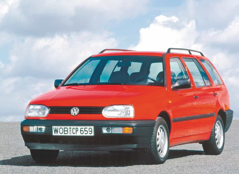 VW Golf Variant 1993