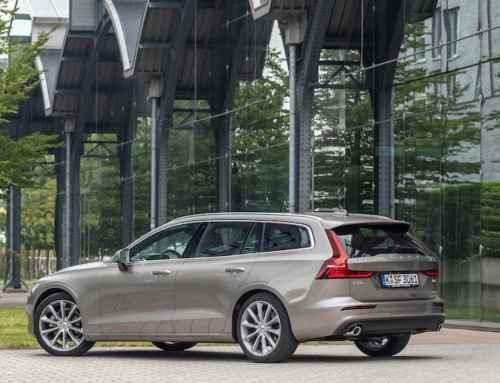 Der neue Volvo V60:  Der Schöne unter den Kombis