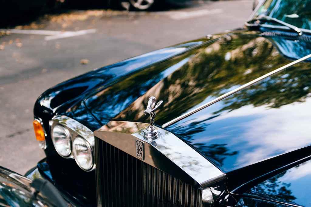 Rolls Royce Luxusauto