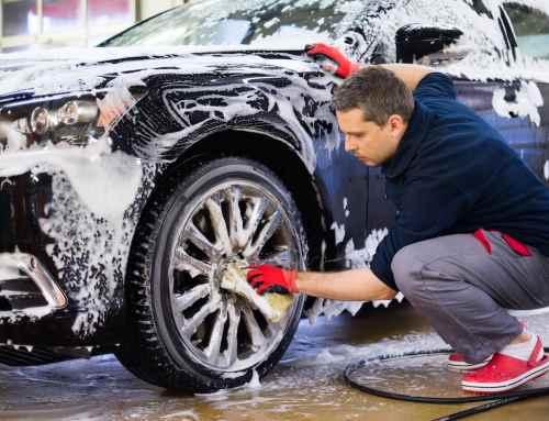 Felgen reinigen: So glänzt jedes Auto wieder an den Reifen