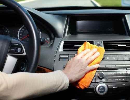 Autoinnenreinigung: Gründlichkeit vor Schnelligkeit