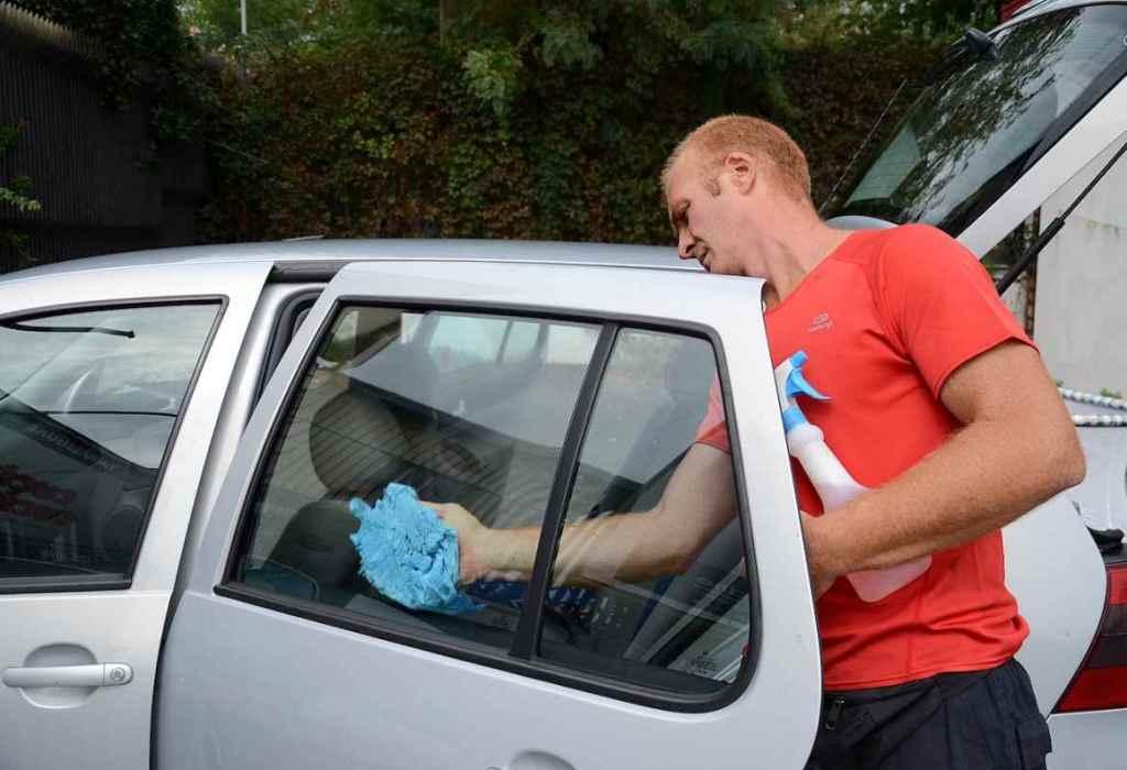 Autopflege auch innen